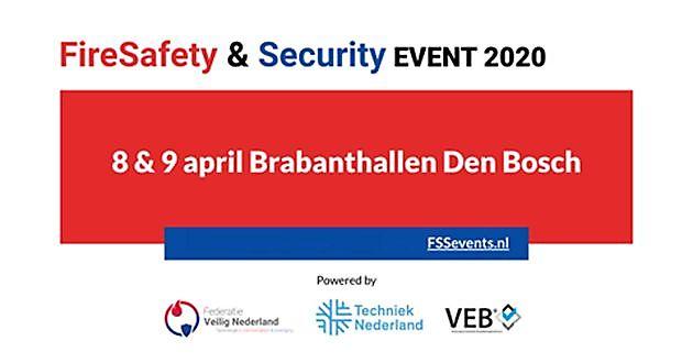 Firesafety and Security Event 2020 - Beveiligingsbedrijf A.F. Security Winschoten