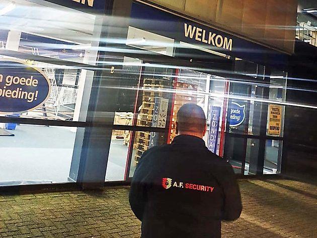 Calamiteitenbeveiliging - Beveiligingsbedrijf A.F. Security Winschoten